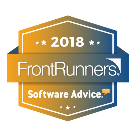 2018 FrontRunners Software Advice | TPG Awards & Recognition