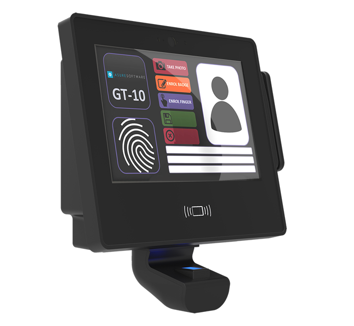 TPG Time & Attendance - Biometric Clock | TPG Payroll & HR Services