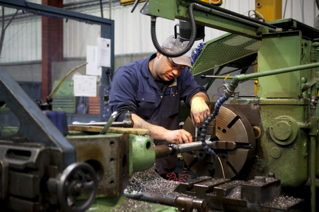 Manufacturing Insurance Coverage for Industrial