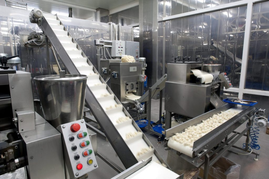 Machinery & Supplies Insurance - Food Industry Insurance Specialists