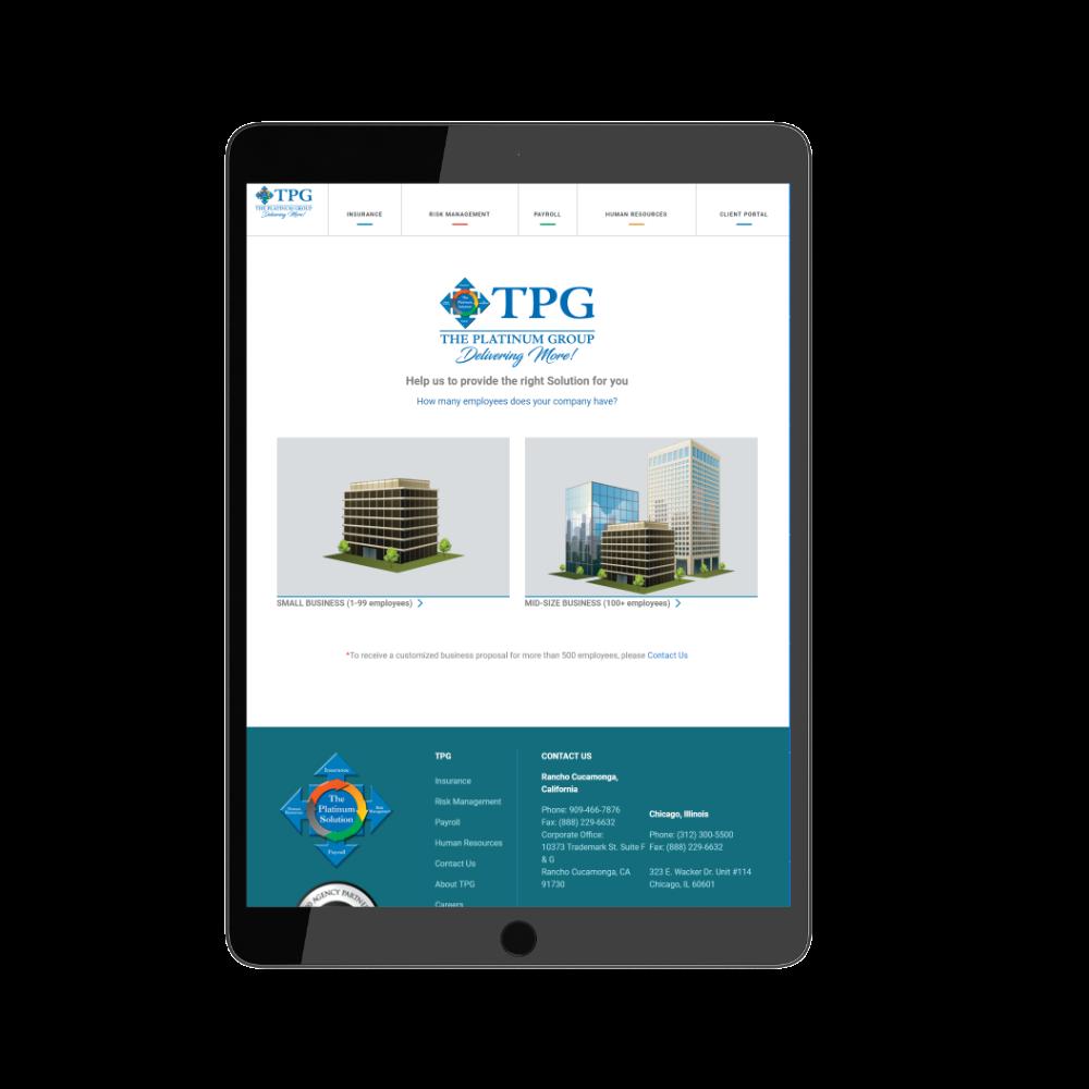TPG Payroll Calculator - Payroll & HR Services