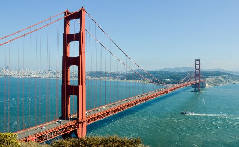 Title image for Your XMOD & Split Point Changes in California showing the Golden Gate Bridge.